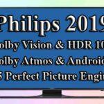 Модельный ряд телевизоров Philips 2019 года