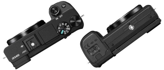 Sony Alpha ILCE-6400 коммутация