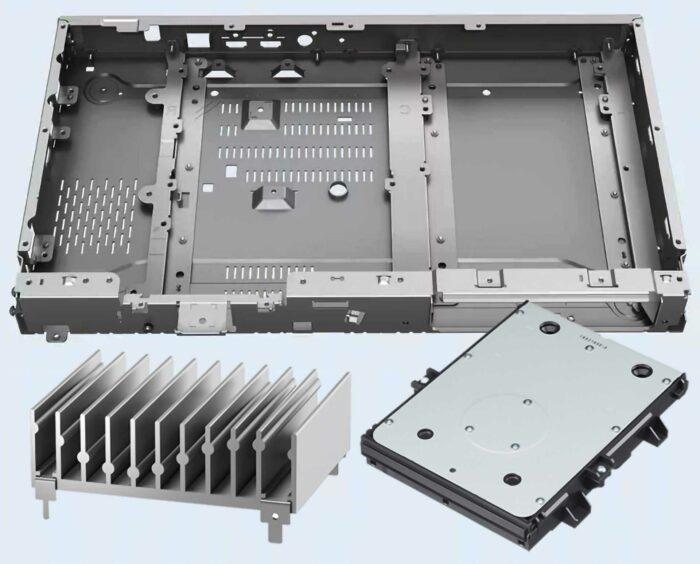 Sony UBP-X800M2 шасси
