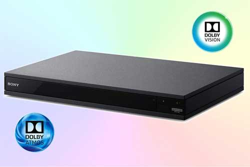 Sony UBP-X800M2 - Ultra HD Blu-ray-плеер с отличным звуком