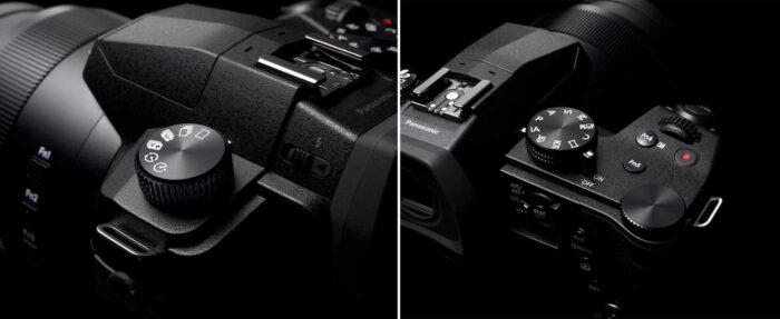 Panasonic Lumix DC-FZ1000M2 управление