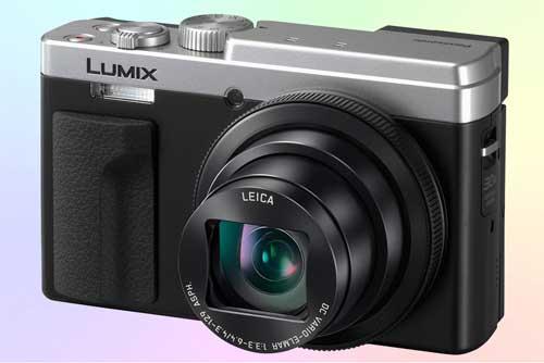 Panasonic Lumix DC-TZ95 - компактный фотоаппарат 4К