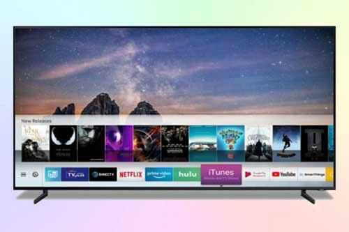 Tizen, Airplay 2 и iTunes у Самсунга