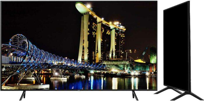 Samsung QE55Q60R интерфейсы