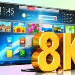Кто первый поставщик контента 8K TV