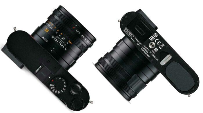 Leica Q2 дизайн