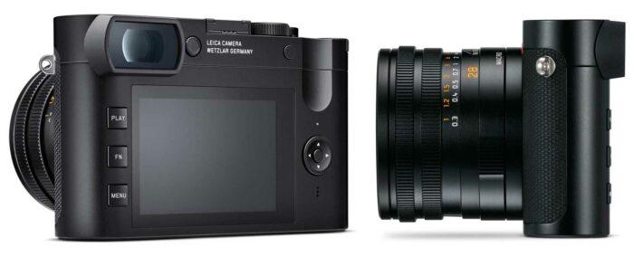 Leica Q2 объектив