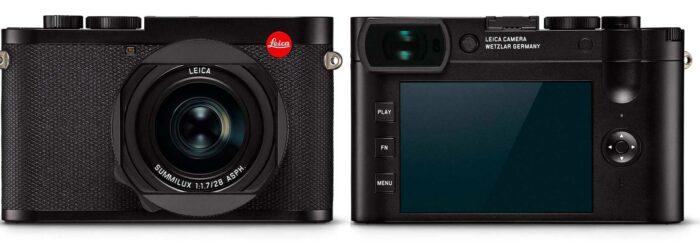 Leica Q2 обзор