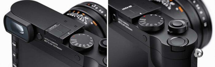 Leica Q2 управление