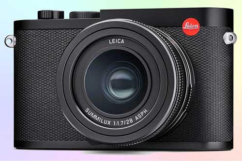 Leica Q2 - компактный фотоаппарат 4K
