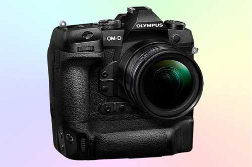 Olympus OM-D E-M1X - универсальный фотоаппарат 4K