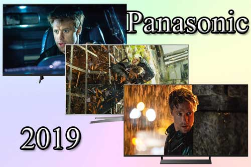 Модельный ряд телевизоров Panasonic 2019 года