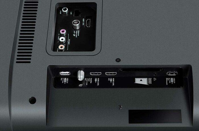 TCL U55P6006 интерфейсы