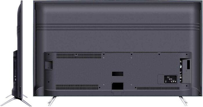 TCL U55P6006 тыловая и боковая стороны