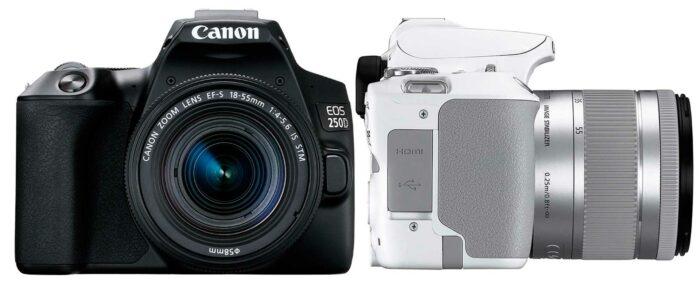 Canon EOS 250D дизайн