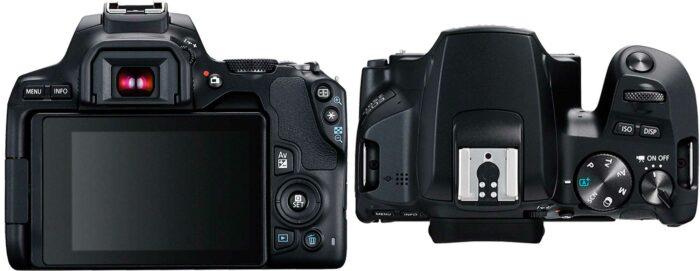 Canon EOS 250D обзор