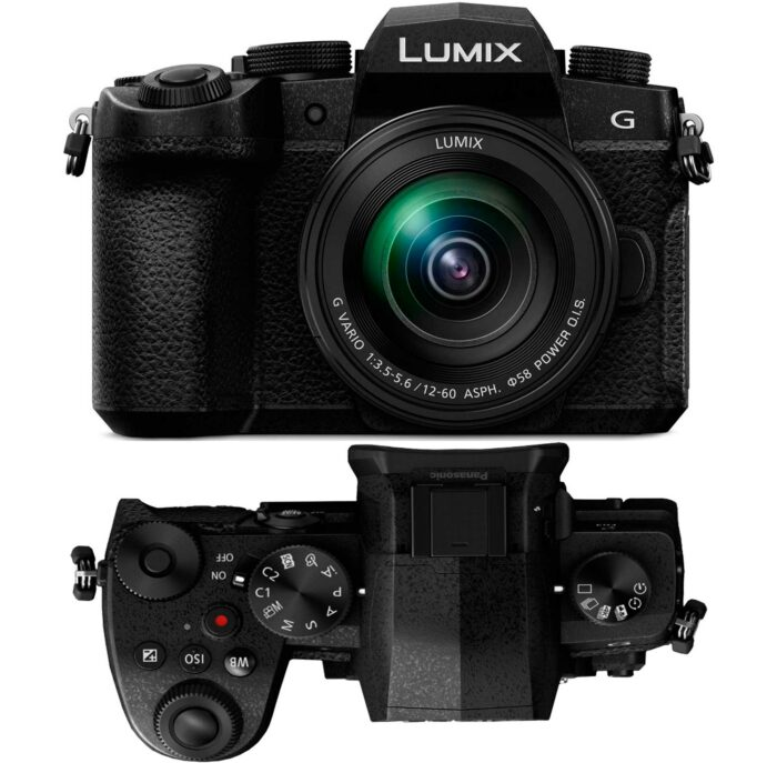 Panasonic Lumix DC-G90 обзор