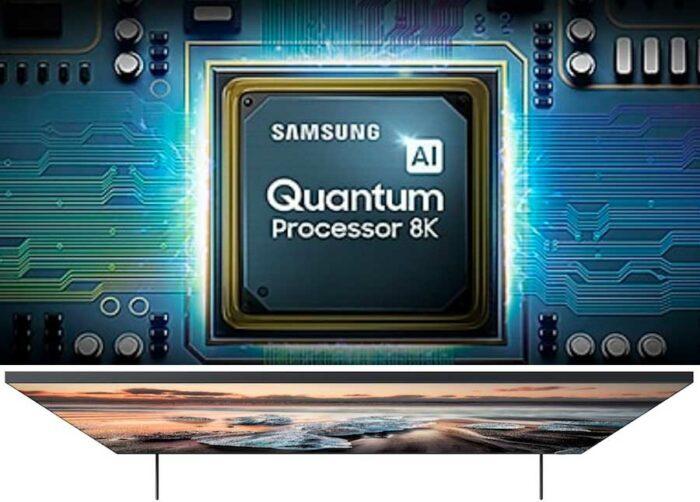 Samsung QE65Q950R масштабирование