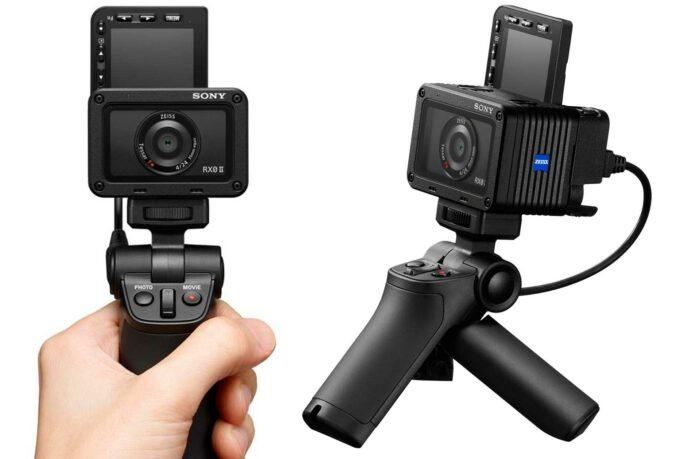 Sony DSC-RX0M2 - компактная камера 4K Premium