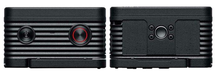 Sony RX0 II дизайн