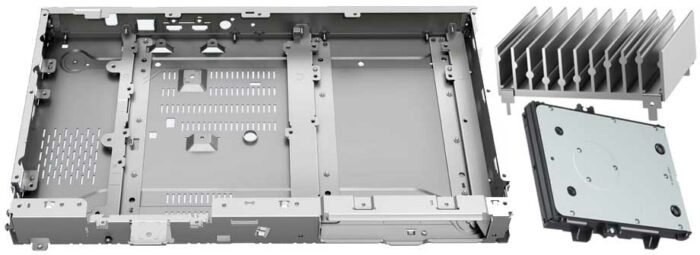 Sony UBP-X1100ES корпус