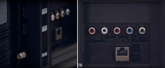 Samsung RU7100U интерфейс