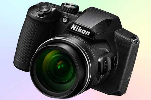Nikon Coolpix B600 - фотоаппарат с 16 МП сенсором