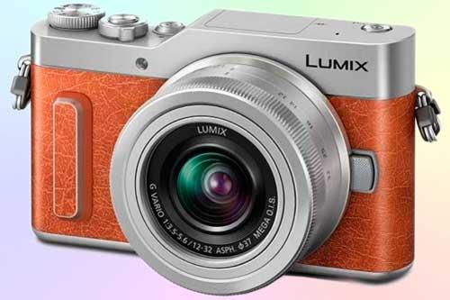 Panasonic Lumix DC-GX880 - компактный фотоаппарат 4K