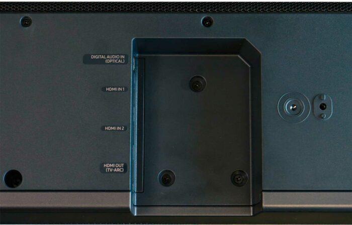 Samsung HW-N950 интерфейсы