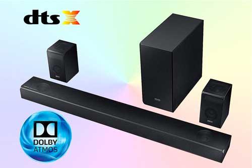 Samsung HW-N950 - саундбар с Dolby Atmos и DTS:X 3D Surround