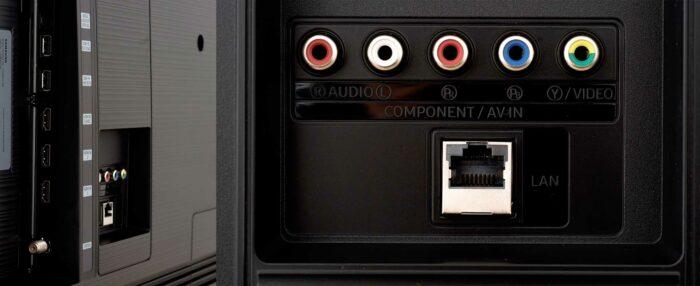 Samsung RU7170U интерфейсы