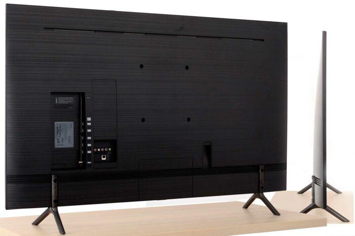 Samsung RU7170U тыловая панель