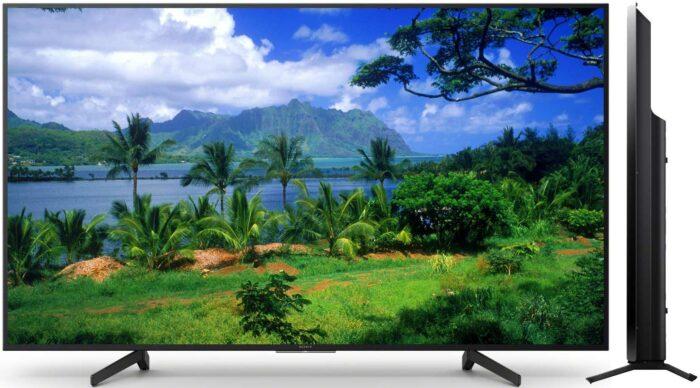 Sony KD-55XG7005 обзор