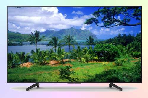 Sony KD-55XG7005 Bravia Ultra HD TV из серии XG70