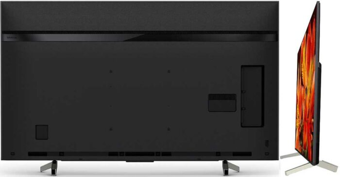Sony XG8505 дизайн