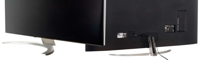 LG SM9800 дизайн
