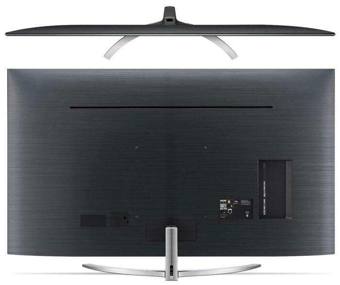 LG SM9800 тыловая панель
