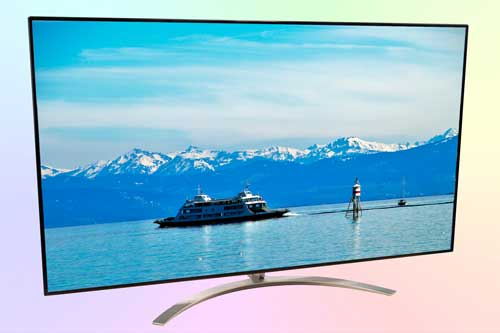 LG 55SM9800 - флагманский телевизор из NanoCell