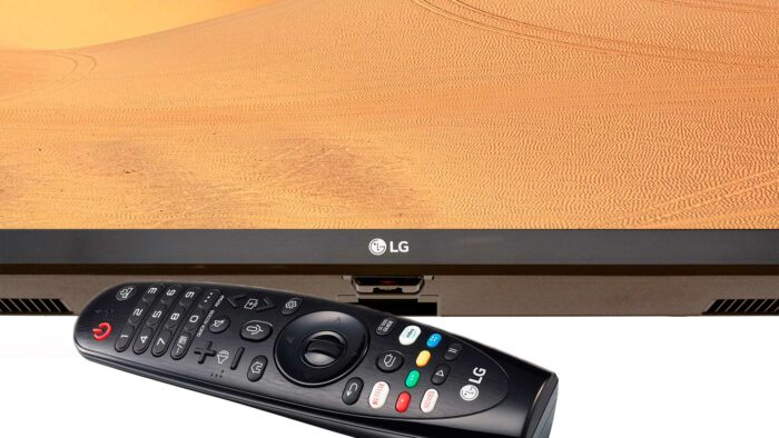 LG 55UM7300 дизайн