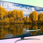 LG 65SM9010 из флагманской девятой серии NanoCell