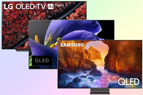 Что лучше: LG C9, Sony AG9, Samsung Q90R?