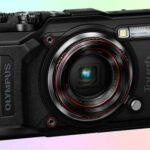Olympus Tough TG-6 фотоаппарат 4K с антибликовым покрытием