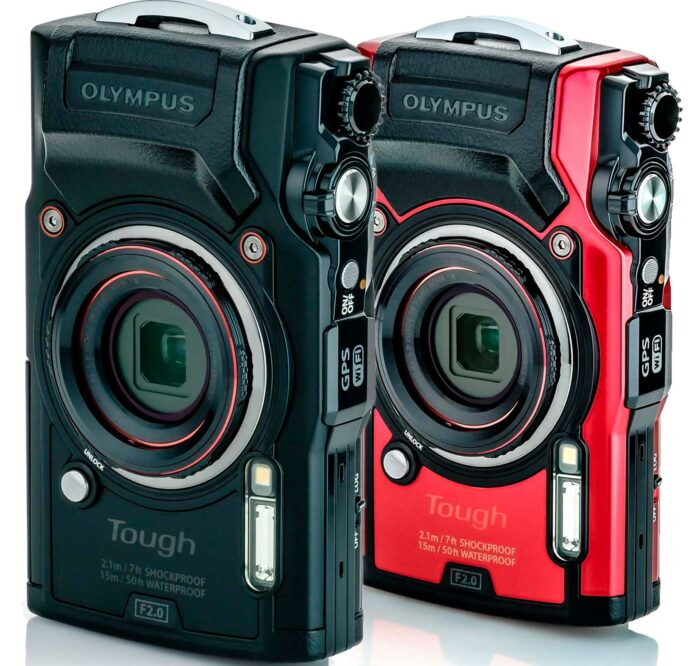 Olympus Tough TG-6 обзор