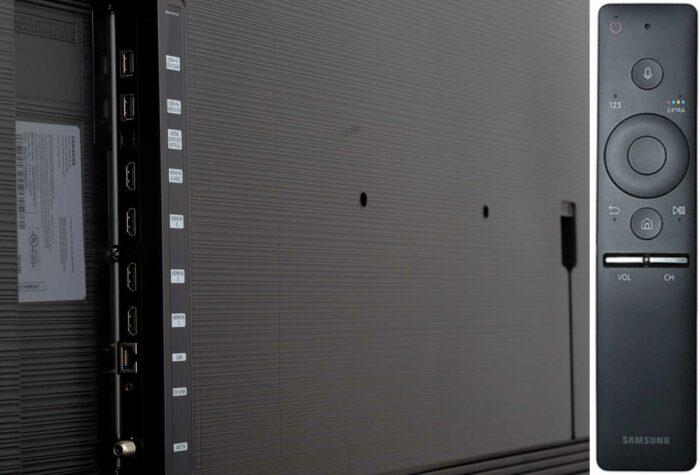 Samsung QE55Q70RAU интерфейсы