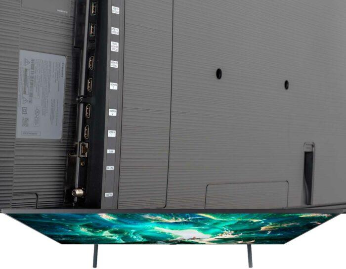 Samsung RU8000U интерфейсы