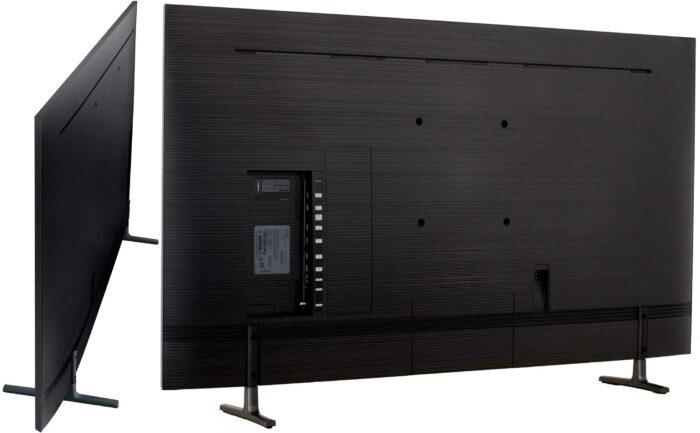 Samsung RU8000U тыловая панель