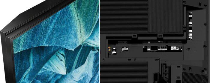 Sony KD-85ZG9 интерфейс