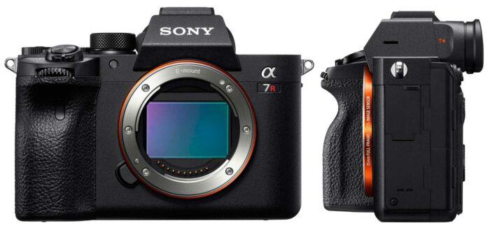Sony Alpha ILCE-7RM4 дизайн