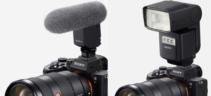 Sony Alpha ILCE-7RM4 мультиинтерфейс