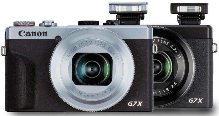 Canon PowerShot G7 X Mark III обзор